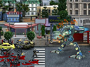 "Play Flash Game: ""Armored Fighter: New War"" Free"