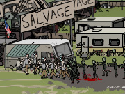 "Play Flash Game: ""Zombie Trailer Park"" Free"